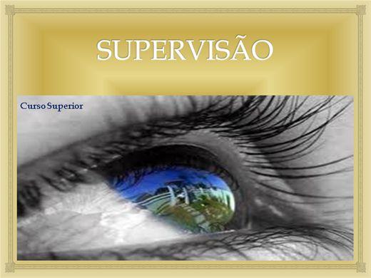 Curso Online de SUPERVISÃO