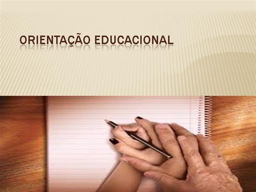 Curso Online de ORIENTAÇÃO EDUCACIONAL