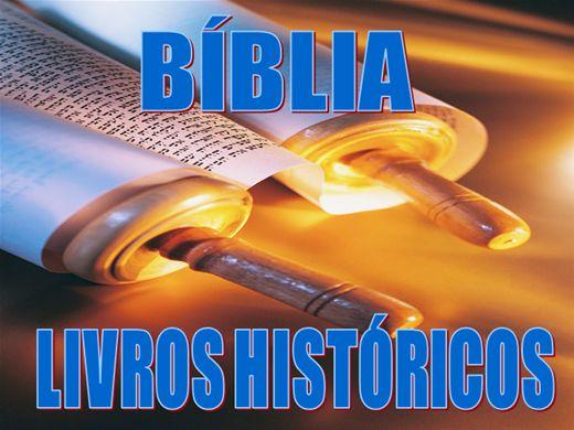 Curso Online de BIBLIA: LIVROS HISTÓRICOS