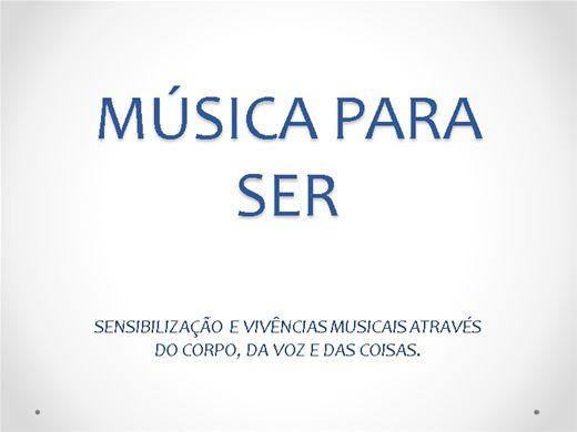 Curso Online de Alfabetização Musical e Historia da Bateria