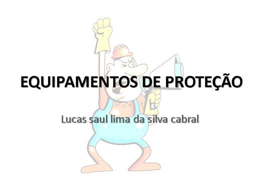 Curso Online de equipamentos de proteção
