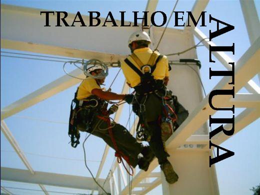 Curso Online de CURSO DE TRABALHO EM ALTURA
