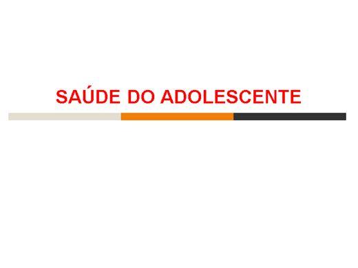 Curso Online de Introdução a saude do adolescente