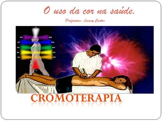 Curso Online de CROMOTERAPIA