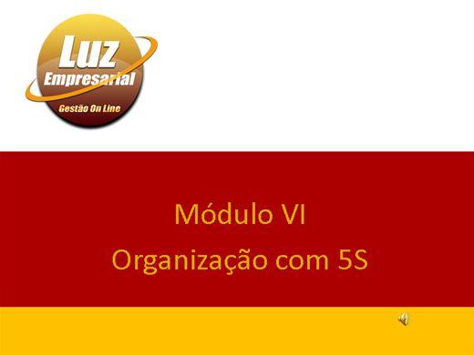Curso Online de Organização com 5S