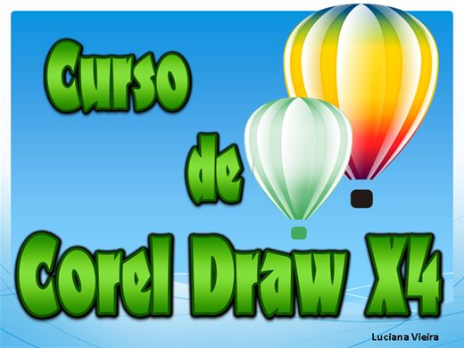 Curso Online de Corel Draw X4