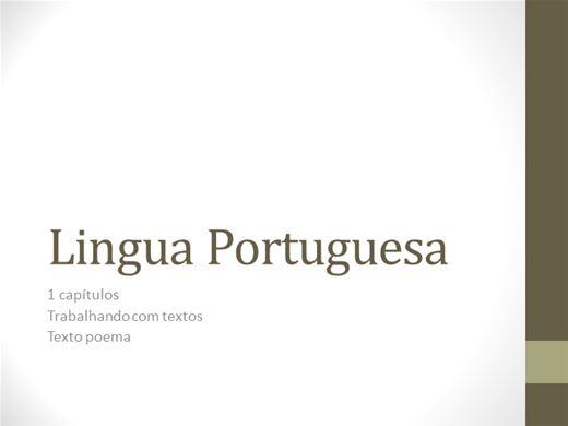 Curso Online de língua portuguesa redação