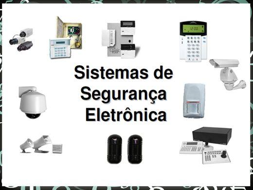 Curso Online de EXTENSÃO SISTEMAS DE SEGURANÇA ELETRÔNICA