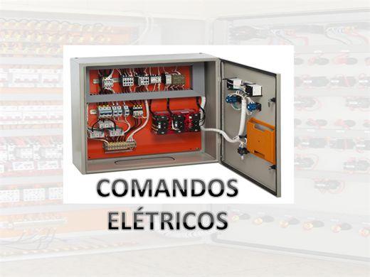 Curso Online de COMANDOS ELETRICO INDUSTRIAL