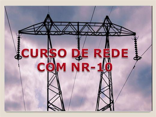 Curso Online de CURSO DE REDE COM NR-10