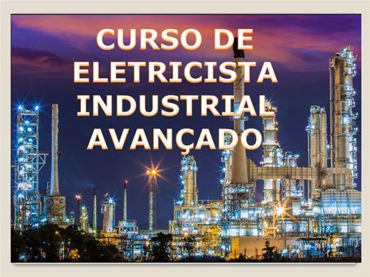 Curso Online de CURSO DE ELETRICISTA INDUSTRIAL AVANÇADO