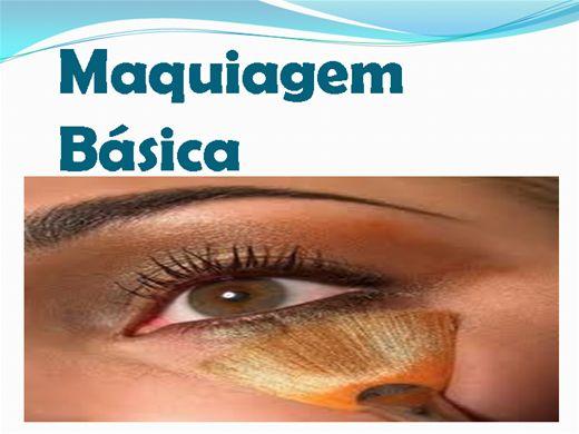 Curso Online de Maquiagem Básica