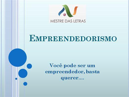 Curso Online de Empreendedorismo - Inicio