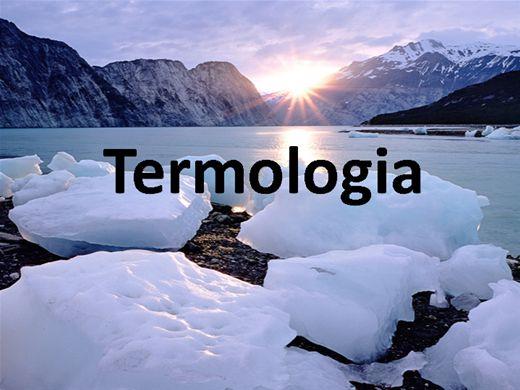 Curso Online de Termologia