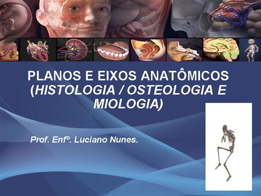 Curso Online de Noções Gerais de Anatomia e Fisiologia Humana