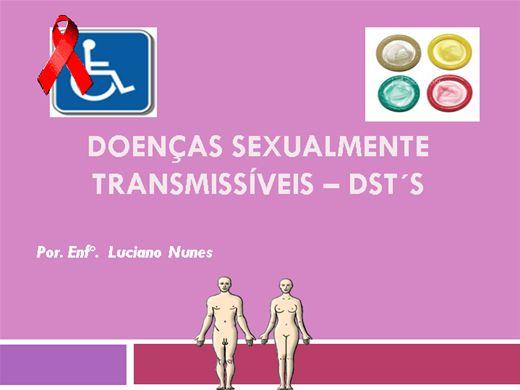 Curso Online de DST - DOENÇAS SEXUALMENTE TRANSMISSÍVEIS