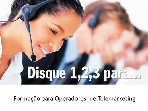 Curso Online de Formação de Operadores de Telemarketing