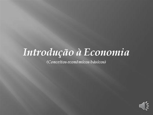 Curso Online de CURSO DE ECONOMIA