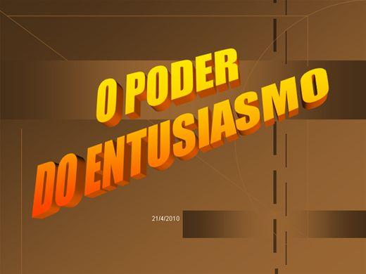 Curso Online de O PODER DO ENTUSIASMO