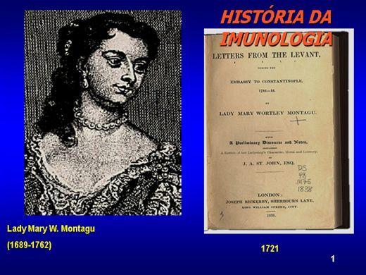 Curso Online de IMUNOLOGIA: ASPECTOS HISTÓRICOS