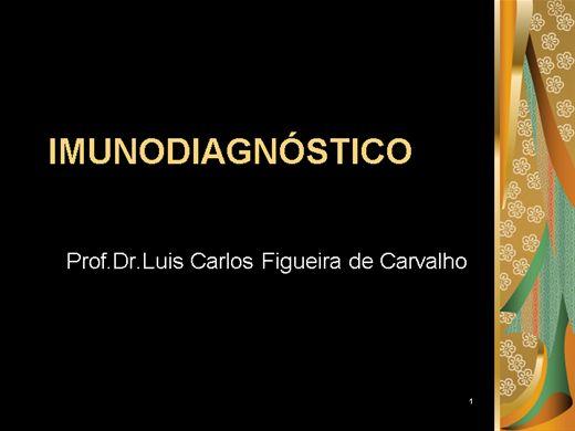 Curso Online de IMUNODIAGNÓSTICOS