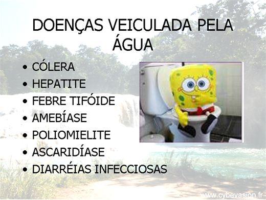 Curso Online de Doenças Veiculadas pela água