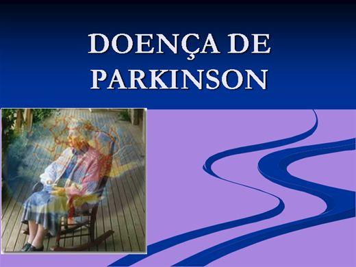 Curso Online de Farmacologia da Doença de Parkinson