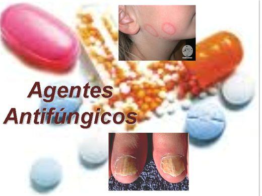 Curso Online de AGENTES ANTIFÚNGICOS