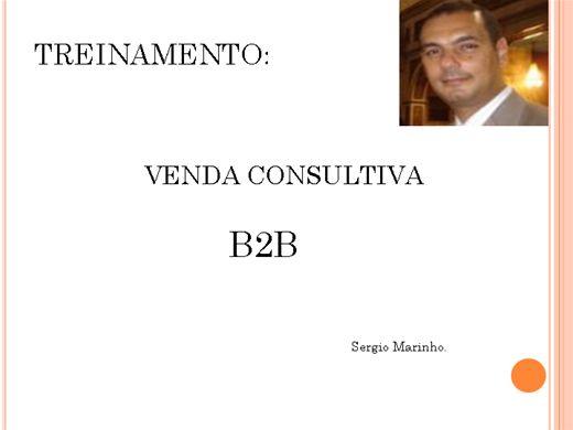 Curso Online de Venda Consultiva - B2B