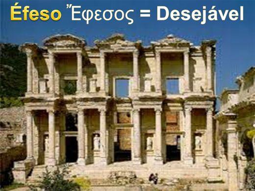 Curso Online de ESTUDO NA CARTA DE EFESIOS