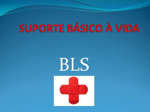 Curso Online de SUPORTE BÁSICO A VIDA - BLS