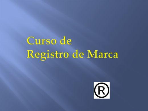 Curso Online de REGISTRO DE MARCAS