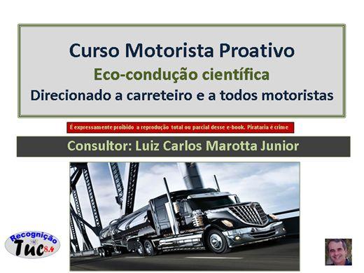 Curso Online de Motorista Proativo e científico