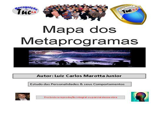 Curso Online de Mapa dos Metaprogramas (pessoas difíceis)