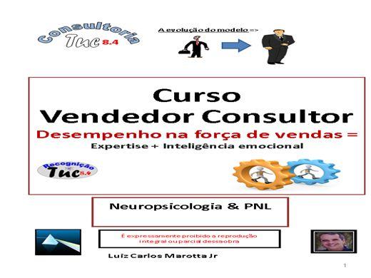 Curso Online de Curso de força de vendas (PNL)