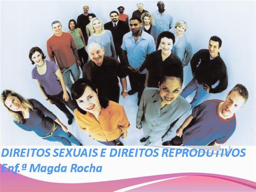 Curso Online de DIREITOS SEXUAIS E DIREITOS REPRODUTIVOS