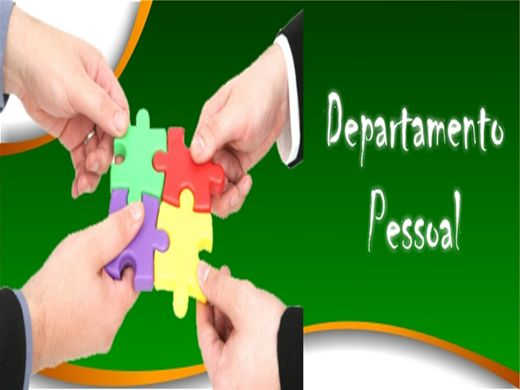 Curso Online de Departamento Pessoal.
