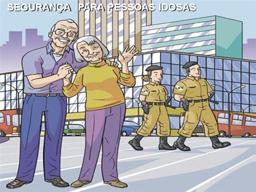 Curso Online de SEGURANÇA PARA PESSOAS IDOSAS