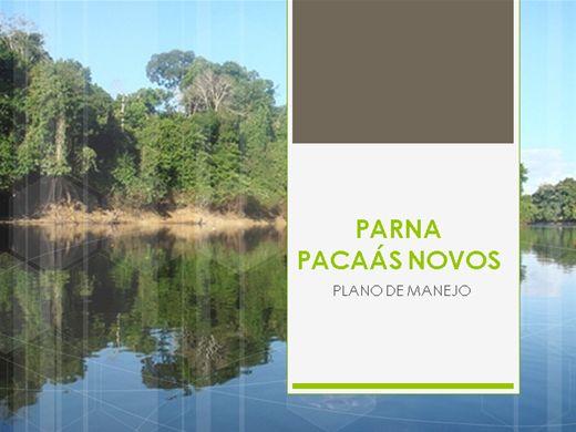 Curso Online de Plano de Manejo do Parque Nacional de Pacáas Novos