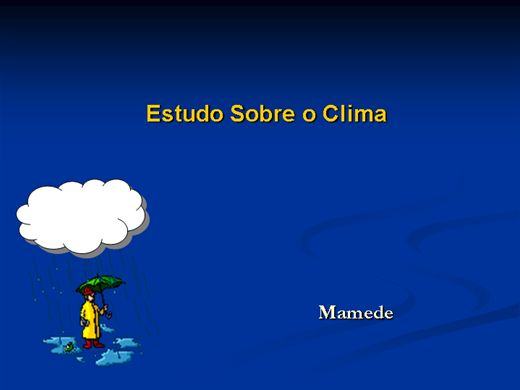Curso Online de ESTUDOS SOBRE CLIMATOLOGIA & GRANDES PAISAGENS NATURAIS