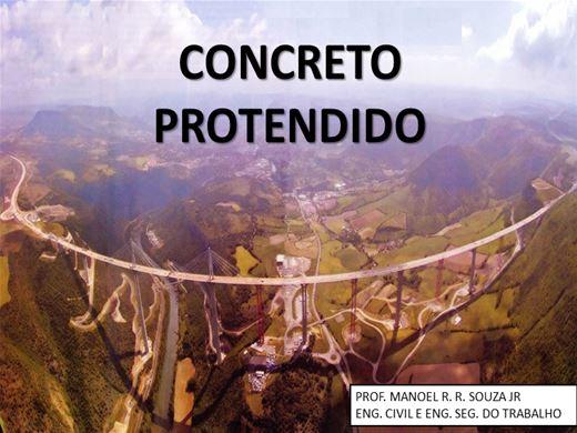Curso Online de CONCRETO PROTENDIDO