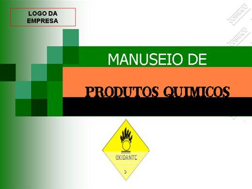 Curso Online de Treinamento de Produtos Quimicos