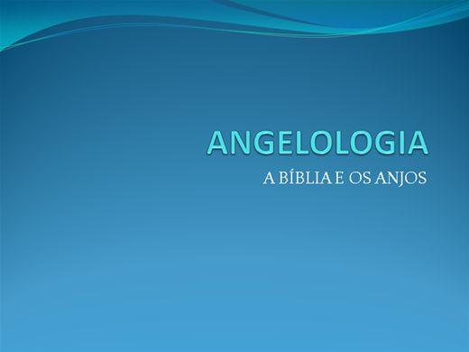 Curso Online de Anjos e demônios