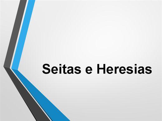 Curso Online de Seitas e Heresias
