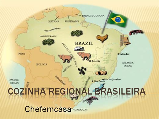 Curso Online de Cozinha Regional Brasileira - com Bibliografia