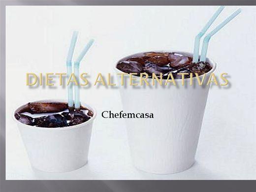 Curso Online de Dietas Alternativas ou Especiais - Com bibliografia