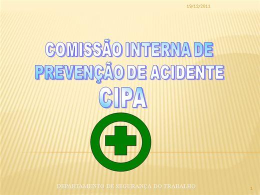 Curso Online de Curso CIPA para Cipeiros