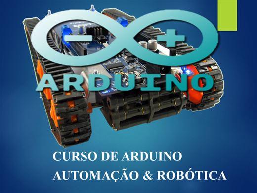 Curso Online de Arduino - Automação e Robótica