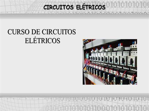 Curso Online de Eletricidade (Circuitos Elétricos)