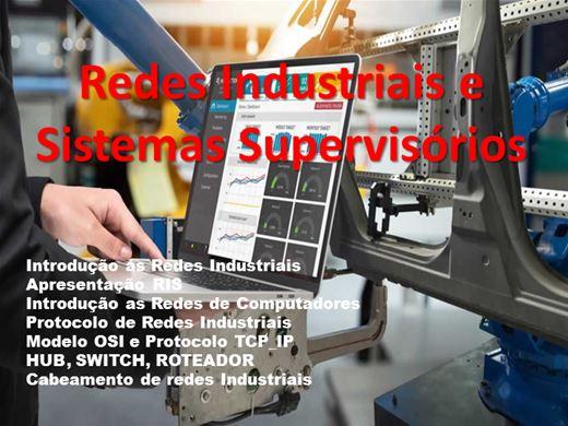 Curso Online de Redes Industriais e Sistemas Supervisórios